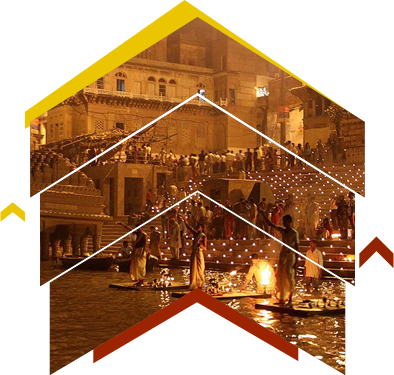 famous place for asthi visarjan width=